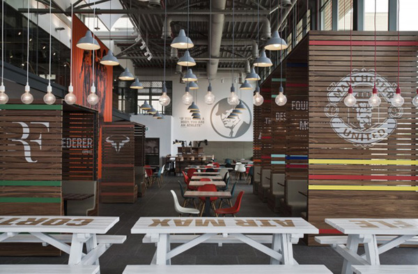 Wonderful Canteen Design for Cool Hangout Place with Your
