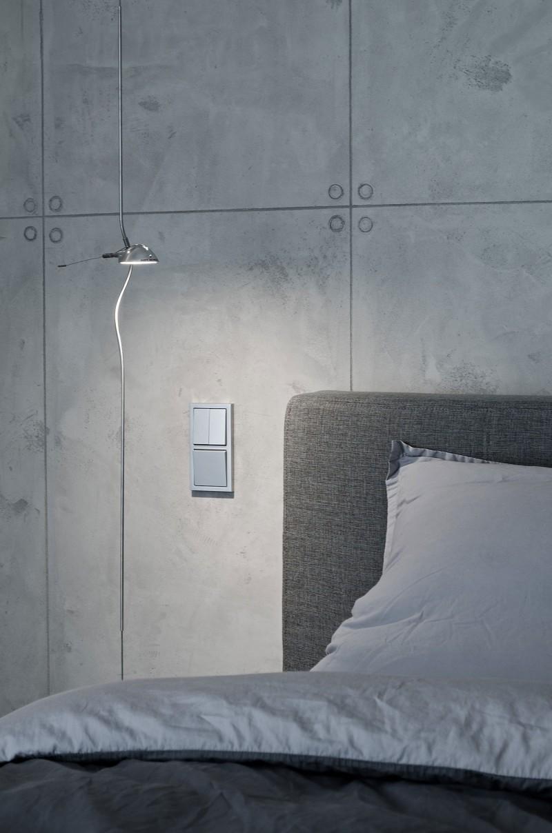 Exotic Concrete Interior Ideas for Interior Design of