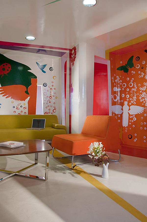 Wonderful Training Center Using Modern Decorations