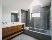 Curvy Futuristic Architecture Presenting Gray and White ...