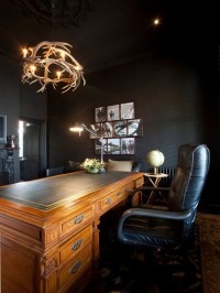 Masculine Office Decoration Ideas for Men who Live in ...