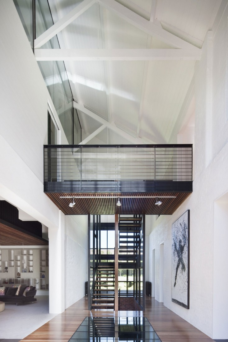Unusual Home Conversion with Outstanding Final Result  HouseBeauty