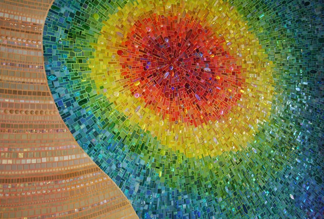 Exquisite Mosaic Art Created by Award Winning Artist Sonia King  HouseBeauty