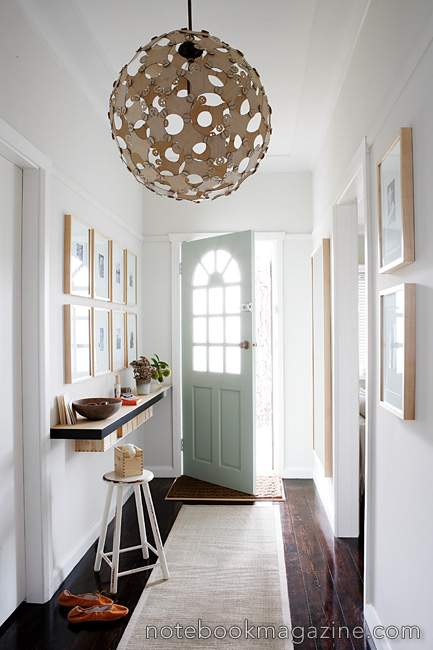 Creative Foyer Design In Various Appearances HouseBeauty