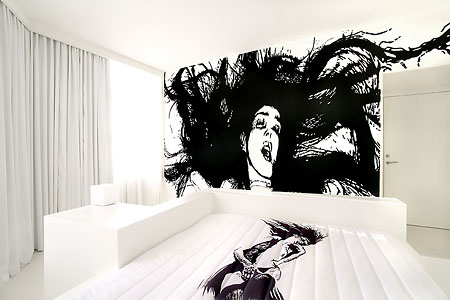 Assorted Hotel Room Decor With Extraordinary Concept