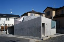 Reinforced Concrete Home House