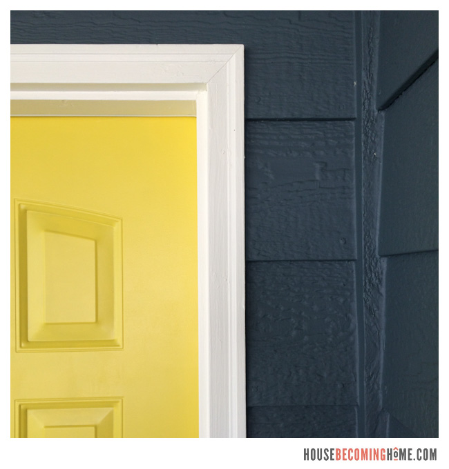 Finding Paint Colors In Our Home: Our New House Colors - House Becoming Home