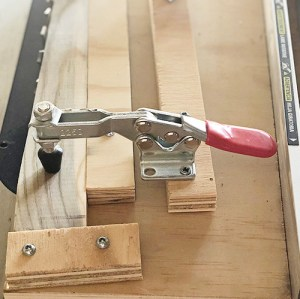 Simple DIY Taper Jig for Table Saw