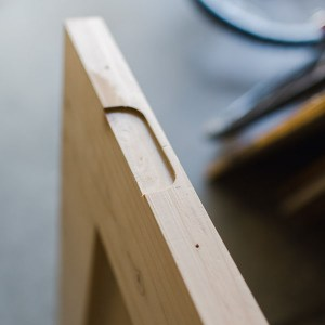 How To Make Door Hinge Mortises using Milescraft Mortising Template and a Router