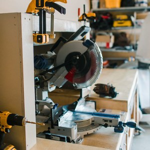 Miter Station that Holds Everything