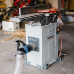 Small Garage Workshop Dust Collection Solution