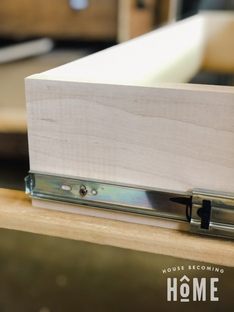 Make Installing Drawers Easy Using Easy Jig