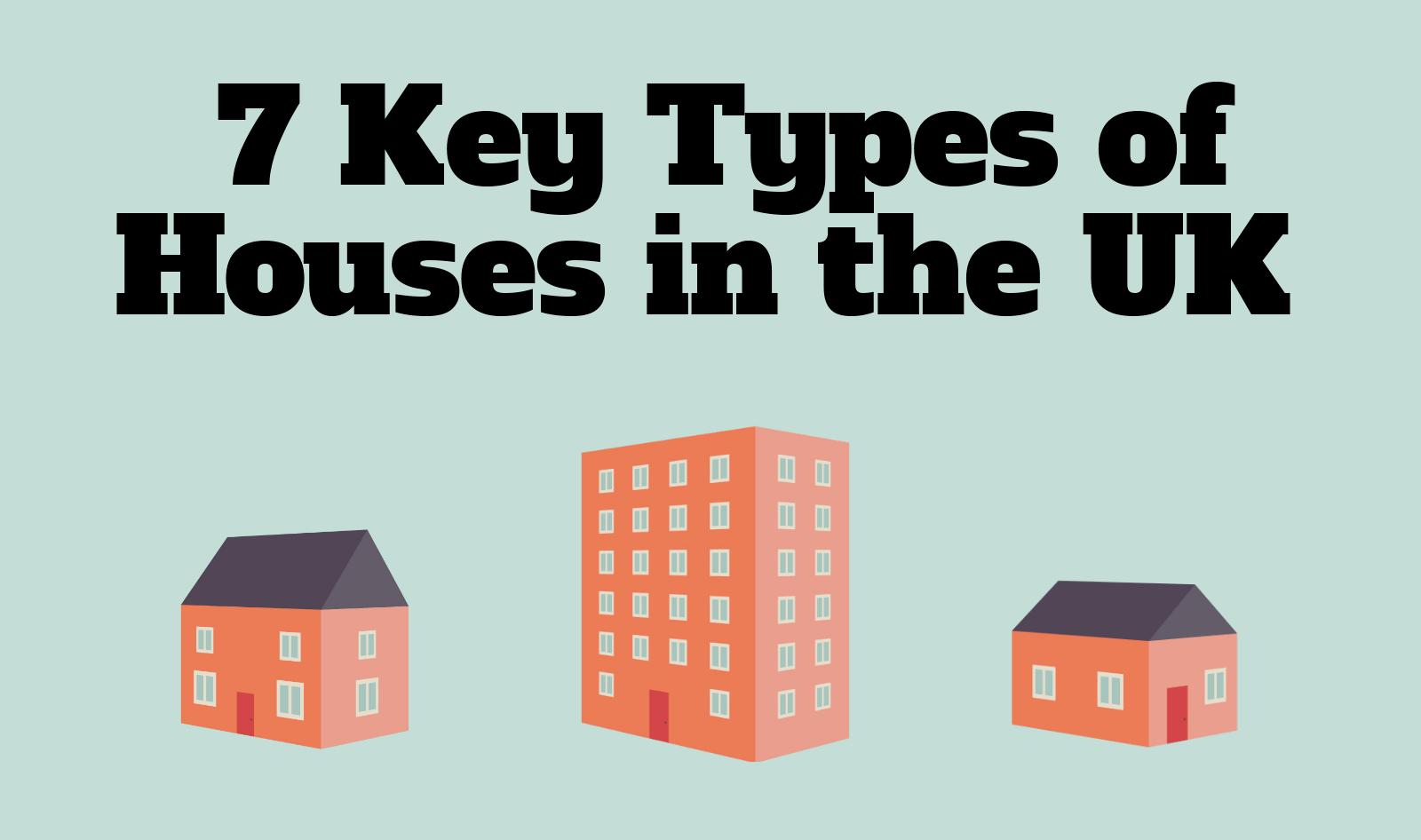 7 key types of