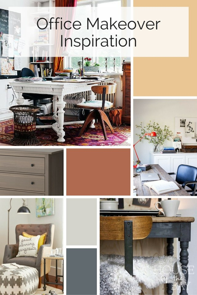 Office Makeover Inspiration