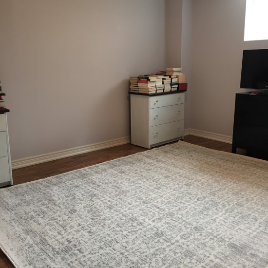 Bedroom Makeover Rug