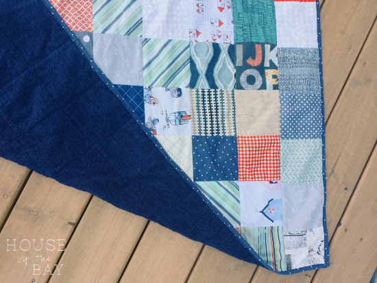 Beach Quilt Towel