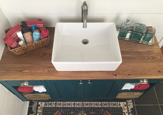 bathroom-makeover-reveal-sink-above