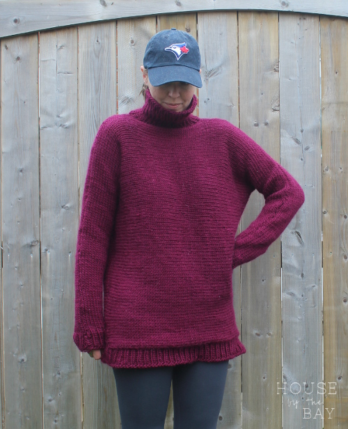 Kide Sweater Knitting | We Are Knitters | House by the Bay