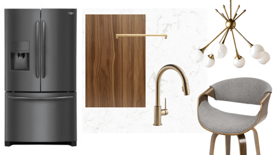 How To Style Frigidaire Black Stainless Steel Appliances Mid