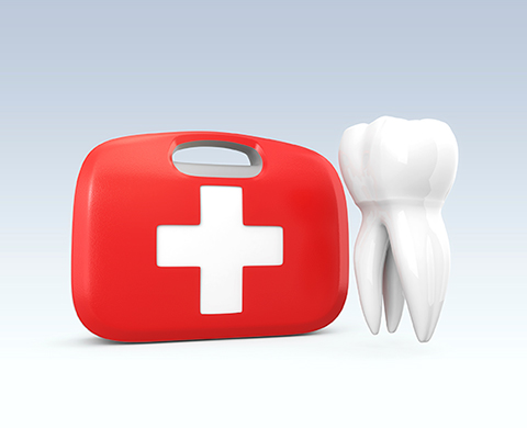 Call the dentist