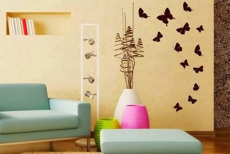 De Pared plantillas para bricolaje decoración habitaciones Kids plantilla Tigre Animal De Gran Tamaño