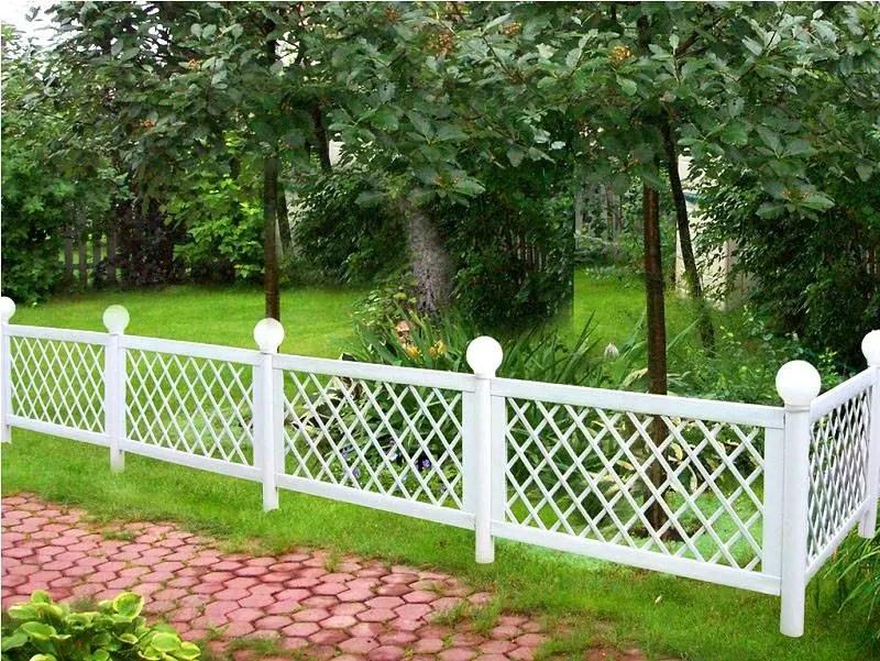 забор для палисадника своими руками фото да, что