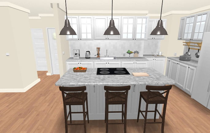 Kitchen Interior Design App