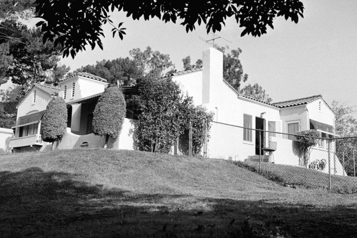LaBianca murder house in August 1969
