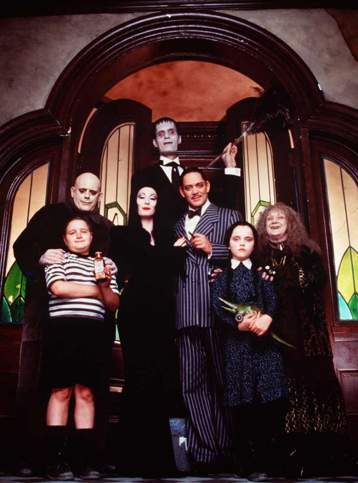 You Can Rent The Addams Family Mansion! ~ House Crazy Sarah