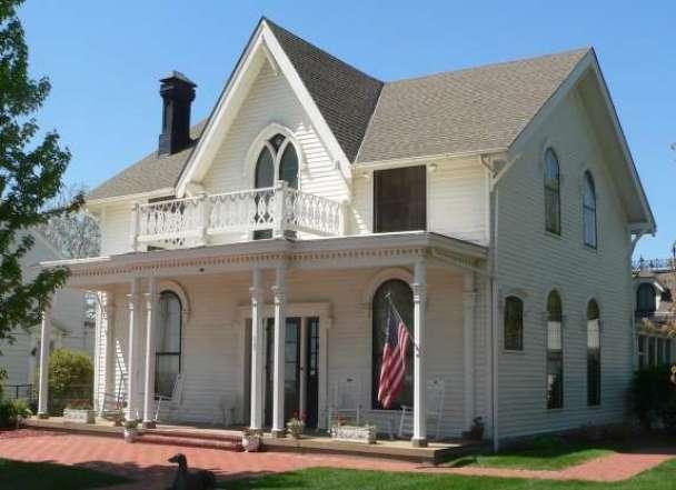 Amelia Earhart House Museum in Kansas
