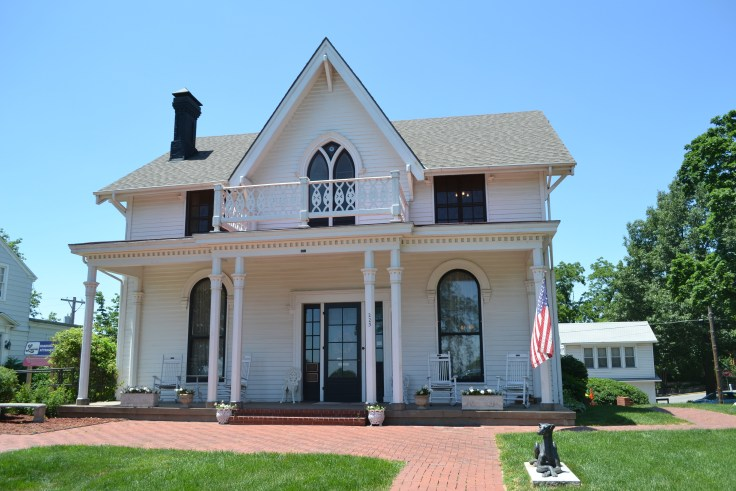 Amelia Earhart Birthplace House Museum in Kansas