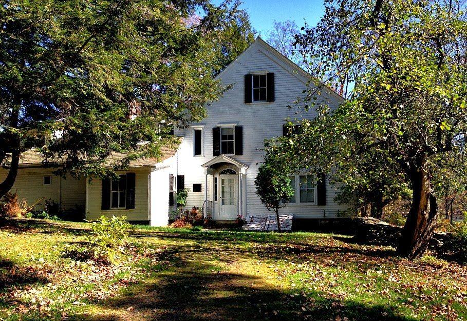 Edna St Vincent Millay house