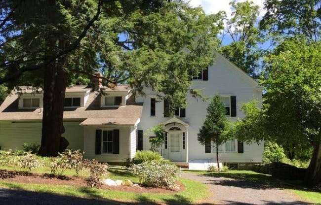 Edna St Vincent Millay house - Steepletop