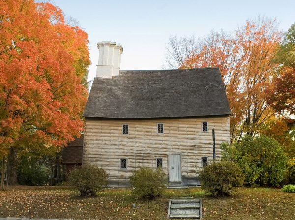 Eleazer Arnold house in Rhode Island