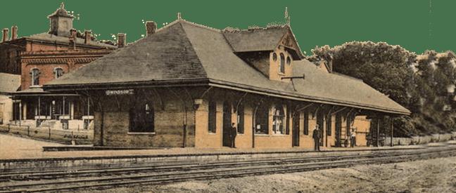 Windsor Station historic photo