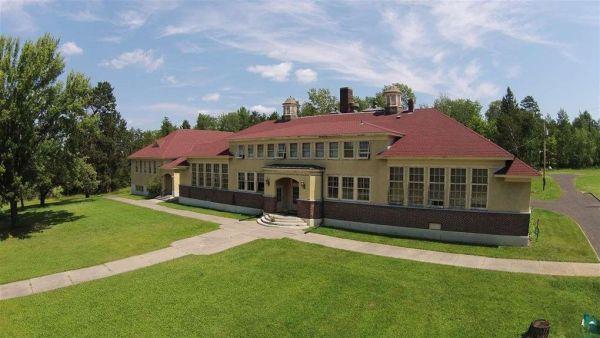 Angora Minnesota Historic School for sale