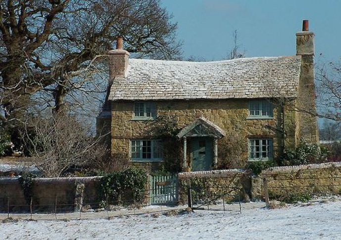 Rosehill Cottage featured in The Holiday