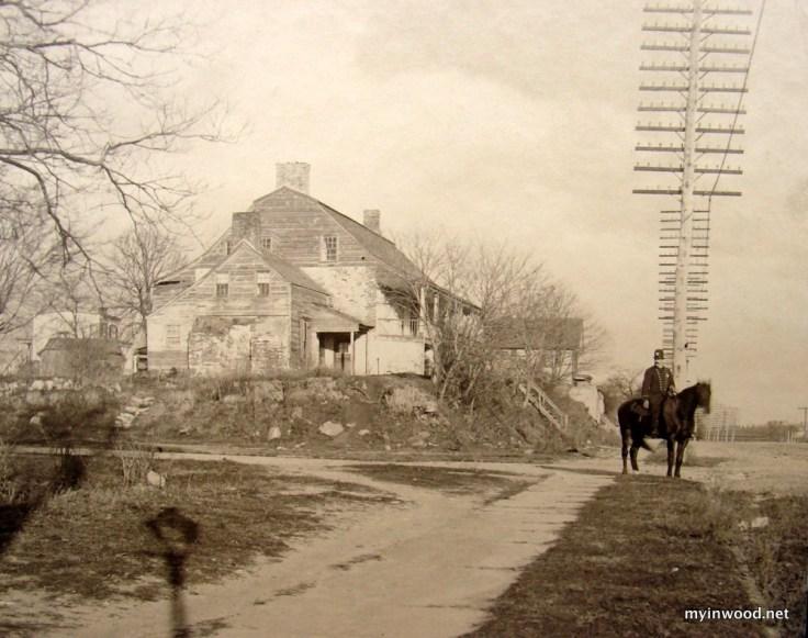Manhattan's last original framhouse: The Dyckman House