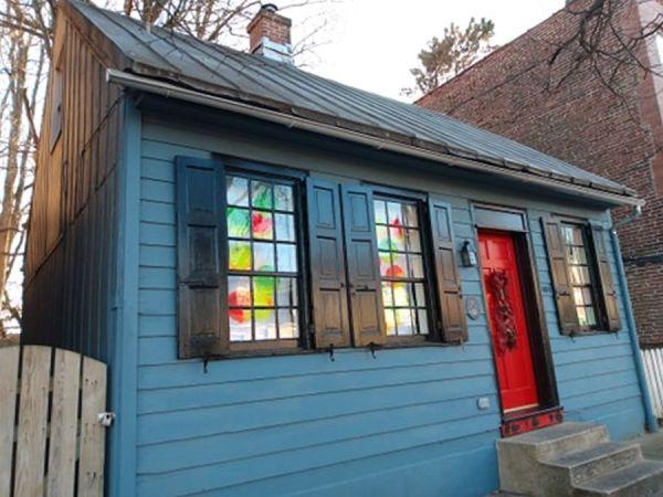 Lancaster PA historic tiny house