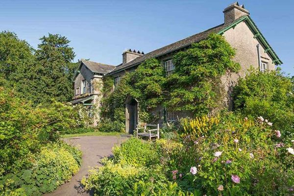 Beatrix Potter's Hill Top Cottage