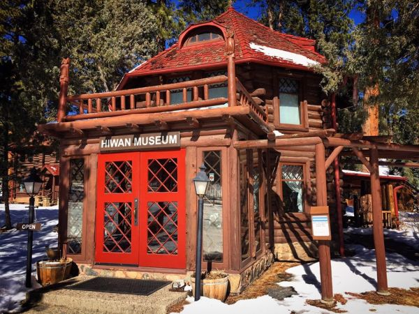 Hiwan Heritage Museum in Evergreen Colorado