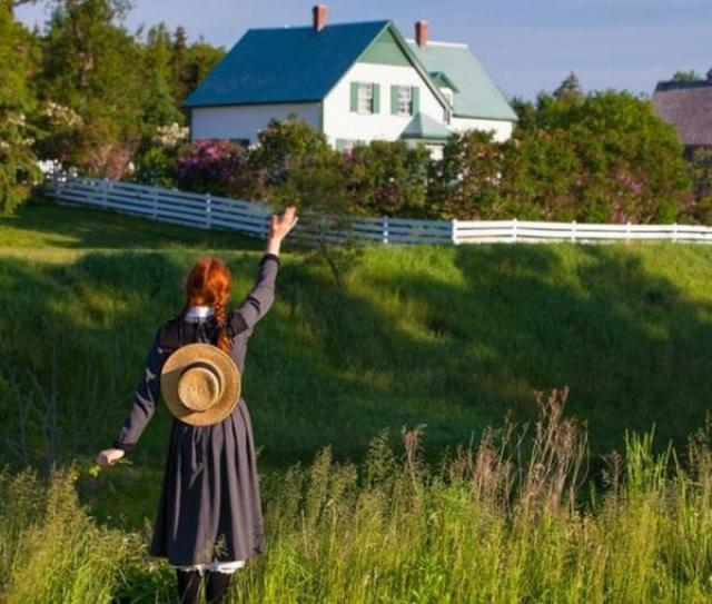 Anne of Green Gables House on PEI