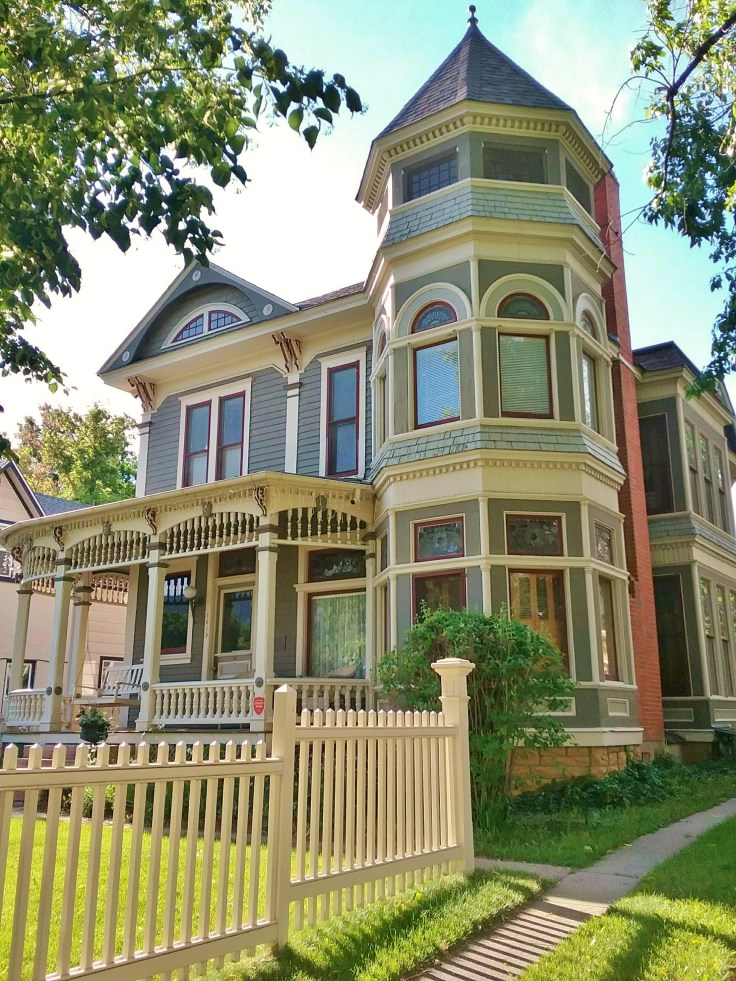 Mork & Mindy's House in Boulder, Colorado