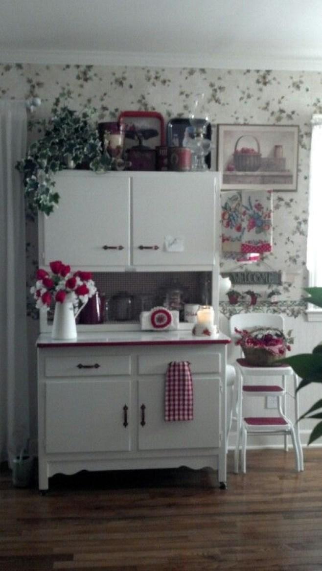 charming hoosier cabinet