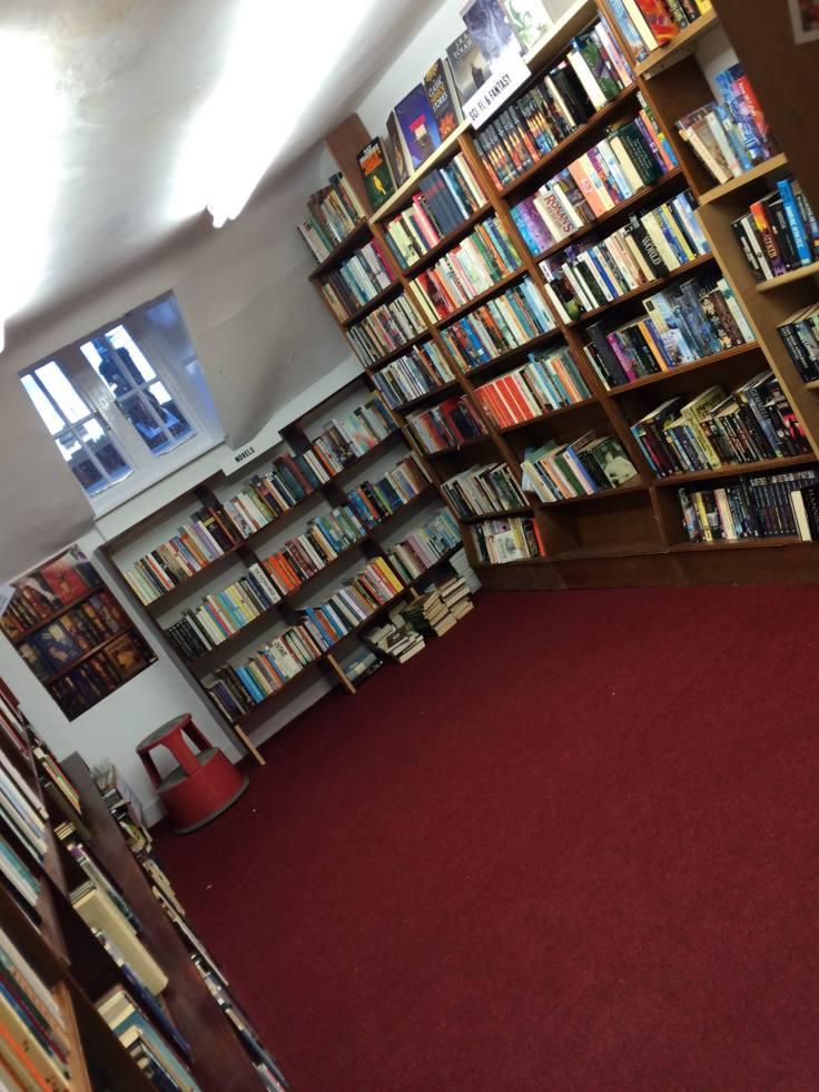 Kim's Bookshop in the UK