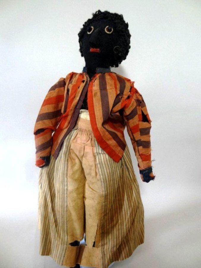 primitive handmade dolls