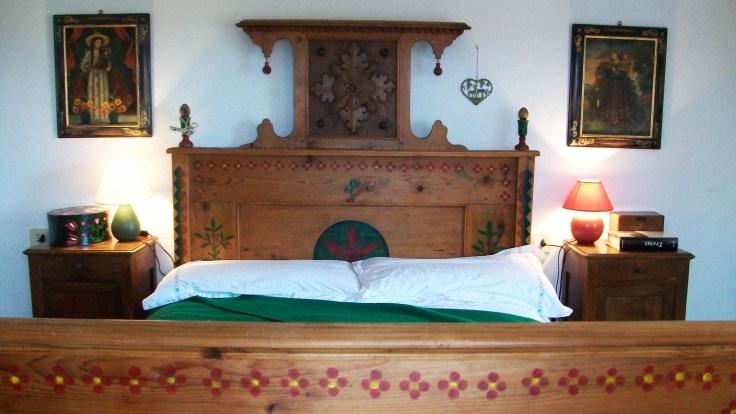 Italian Master bedroom