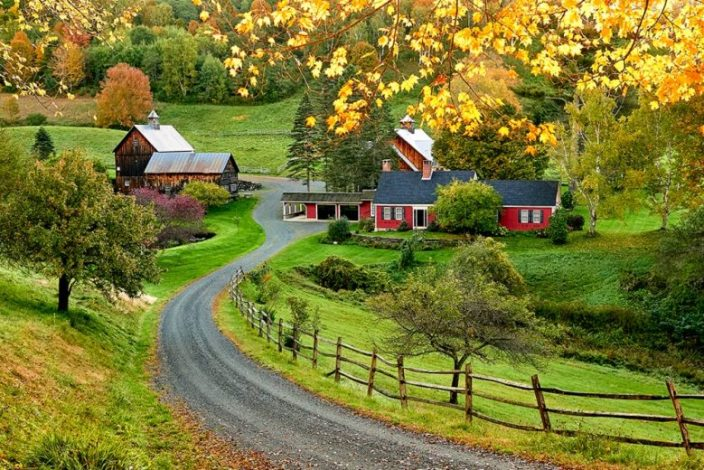 Sleepy Hollow Farm Vermont