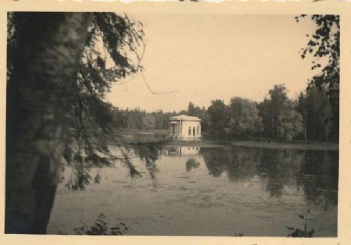 Venus -Pavilion-Island-Of -Love-Imperial-Residence-Gatchina-Russia