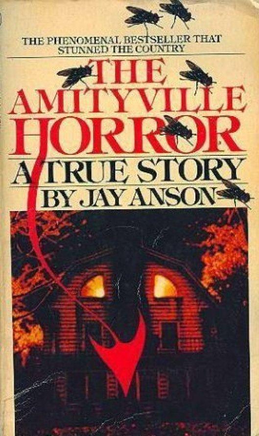 Amityville Horror book cover